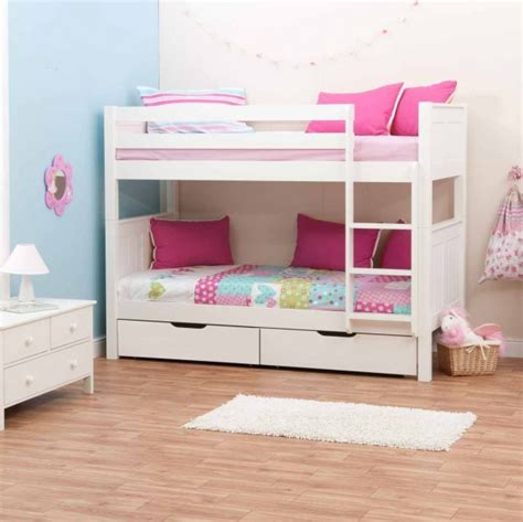 girls bedroom table bedroom space saving bunk bed ideas for teenage girl s
