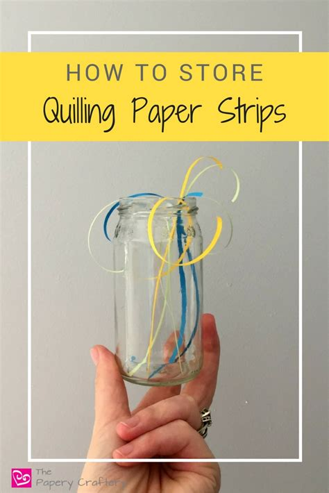 How To Make Quilling Paper Strips At Home - how to store quilling paper the papery craftery