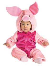 Halloween Costumes For Babies Piglet Plush Deluxe Baby Costume Mr Costumes