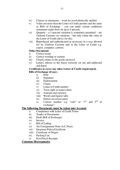 Pakistan Letter Of Credit import export documentation of pakistan