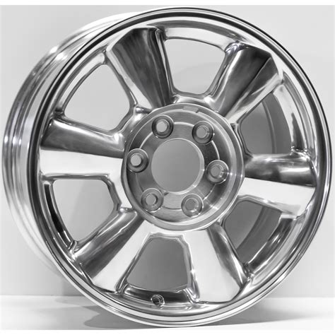 2004 gmc envoy hubcaps 17 quot polished by jte wheels for 2004 2005 gmc envoy xuv