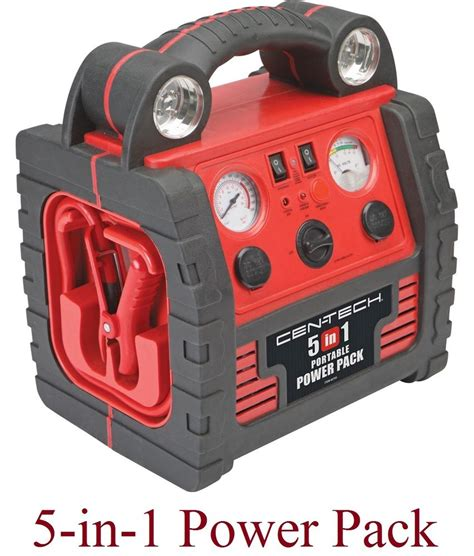 Advance Box Ac Dc Air Mancur Menari power pack jump starter box car battery charge air compressor inverter usb ac dc ebay