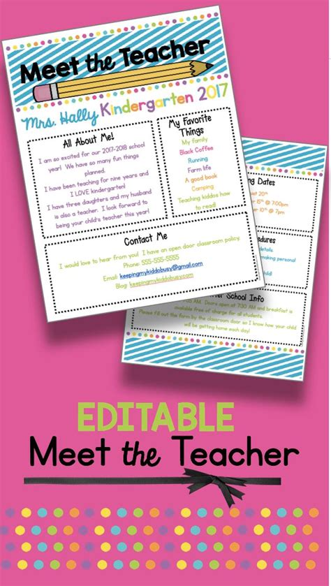 Best 25 Teacher Newsletter Ideas On Pinterest Class Newsletter School Newsletters And Weekly Meet The Newsletter Templates