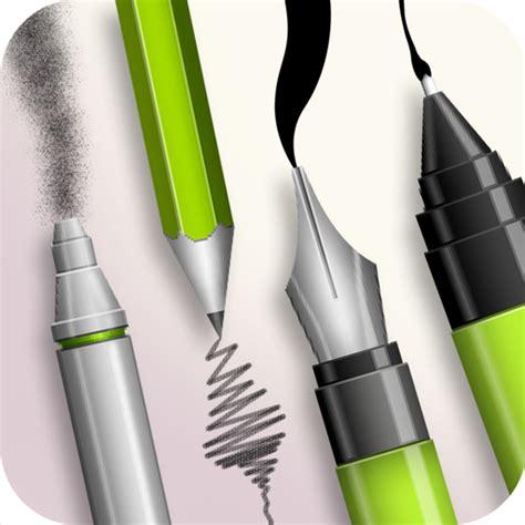 sketchbook lnk apk ink sketch paint draw es appstore para android