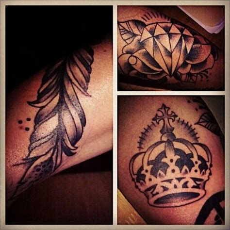 rose crown tattoo feather crown in a tattoos tattoos