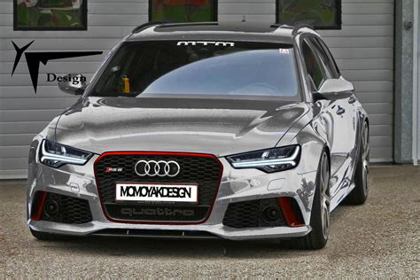 Audi Rs6 Avant Mtm by Mtm Audi Rs6 Avant Chrome By Momoyak By Momoyak On Deviantart