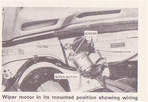 preslite wiper motor wiring diagram wiring diagram schemes