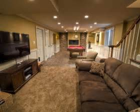 Narrow Basement Ideas by Basement Design Ideas For Long Narrow Living Rooms Design