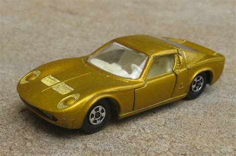Lamborghini Miura 33C   Matchbox Cars Wiki   FANDOM