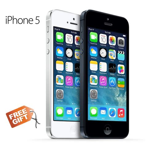 apple iphone 5 a1429 64gb 32gb 16gb factory unlocked a stock 4g 4 quot smartphone ebay