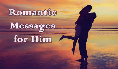 messages for him quotes