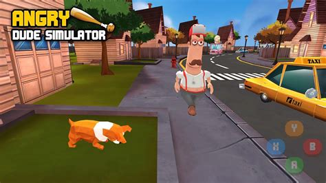 Topi Trucker The Dude Reove Store angry dude simulator android apps on play