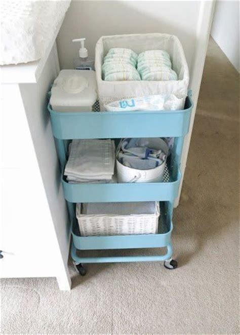 Changing Table Caddy Best 25 Caddy Ideas On Organization Organizing Baby Stuff And