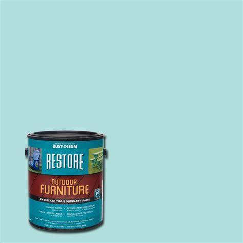 rust oleum restore 1 gal mist outdoor furniture coating 291283 the home depot