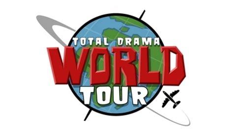 World Tours Utaz 225 image total drama world tour logo total drama island
