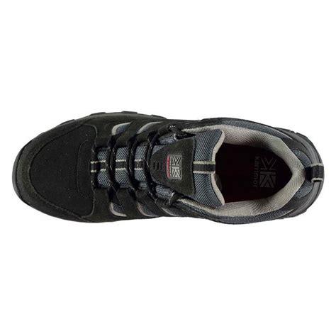 Shoes Mount karrimor karrimor mount low mens walking shoes mens