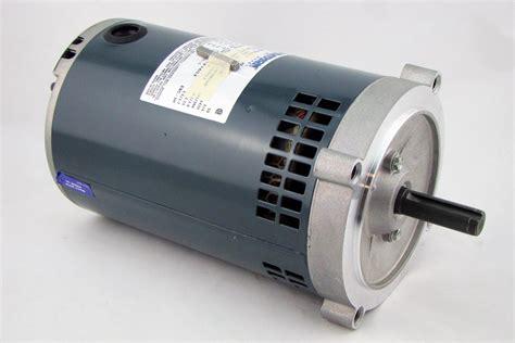 Marathon Electric Motors marathon electric motor 1hp 1725rpm ph3 g221 ebay