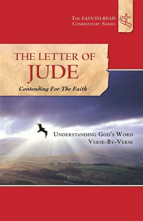Jude Letter Devotional Bible Commentaries On Kindle At Practical Christianity Fnd