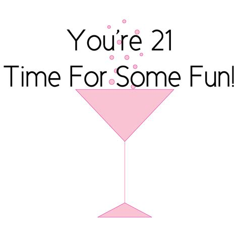 birthday martini clipart 21st birthday clipart