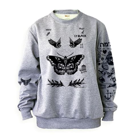 harry styles tattoo shirt 27 best larry stylinson sweatshirt sweater images