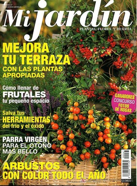 revista mi jardin una revista un forer
