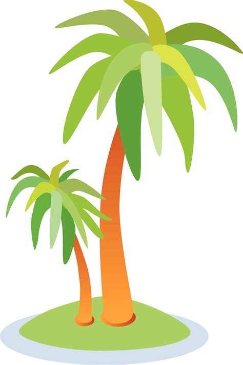 palm tree clip palm cliparts