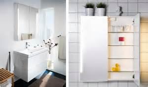 Small Bathroom Cabinet Storage Ideas 161 m 225 s muebles para el ba 241 o de ikea dec 243 ralos