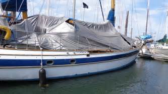 used boat for sale ta 1986 used ta chiao ct 54 ct 56 cruiser sailboat for sale
