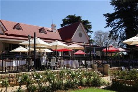 Garouge Restaurant Centurion Restaurants Dining Out Co Za