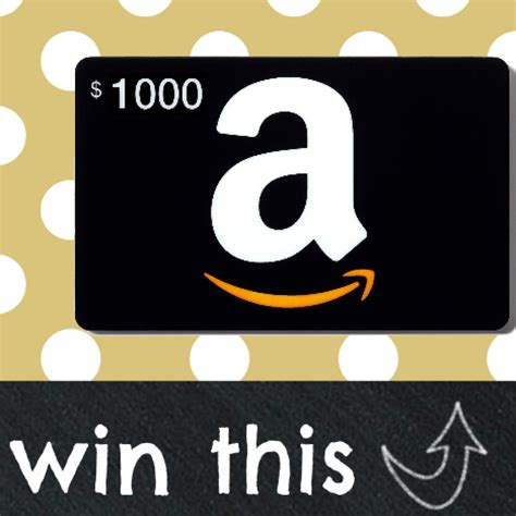 Win 1000 Amazon Gift Card - 1 000 amazon gift card giveaway closed white lights on wednesday