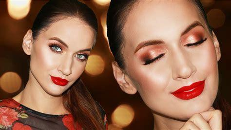 google christmas makeup vianočn 201 l 205 čenie podrobn 221 postup
