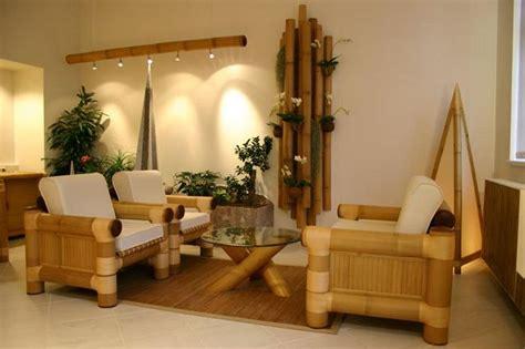 uso de bambu en la decoracion de interiores