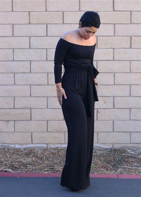 diy jumpsuit the shoulder jumpsuit stitched9 pre orders fashion