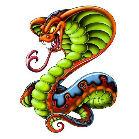 Home Design Ideas Youtube by Awesome King Cobra Tattoo Design
