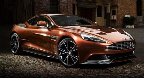 new aston martin vanquish official photos and specs