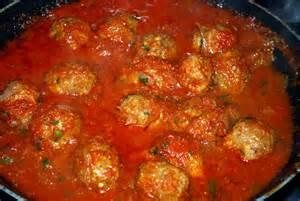 boulette de a la sauce tomate quot la meilleure quot