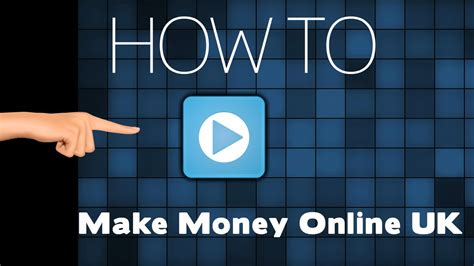 How To Make Money Online With Youtube - how to make money online uk youtube