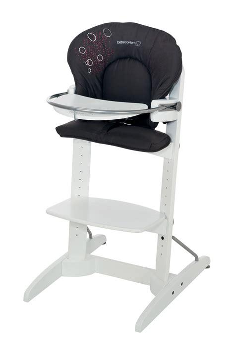 bebe confort chaise haute bebe confort chaise haute en bois woodline poetic black
