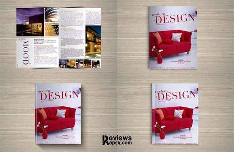 digital mock up design review mock up design for fabulous magazine presentation