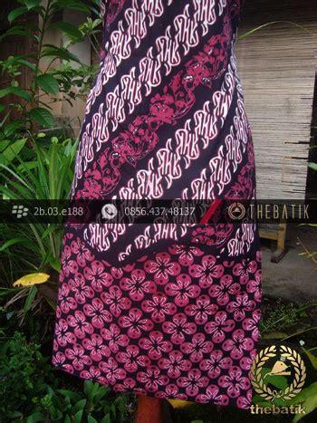 Kain Batik Parang Merak Pink jual kain batik cap tulis jogja motif pulau parang kombinasi pink thebatik co id