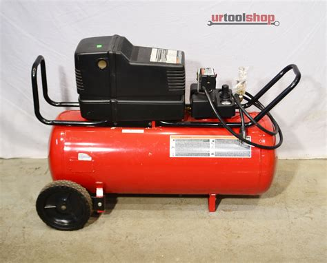 craftsman 5 hp 25 gallon air compressor model 919 16500 4536 4 ebay