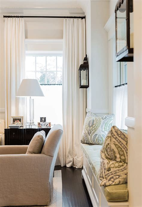 pictures of window seats in living room classic family home with coastal interiors home bunch
