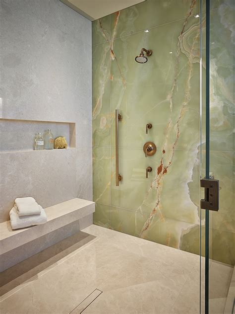 green onyx bathroom firm nb design group product crema marfil verde