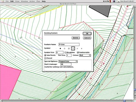 road layout design software highroad advanced road design software