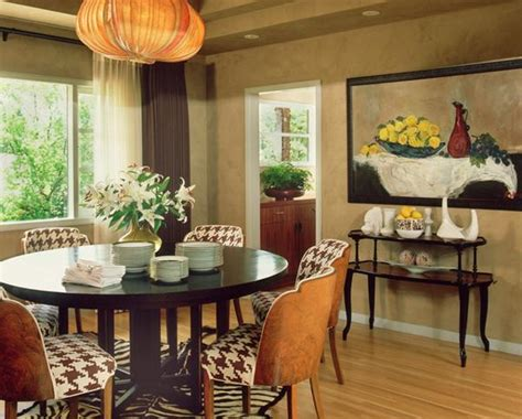 Feng Shui Dining Room Colors by Feng Shui Home Step 5 Dining Room Decorating
