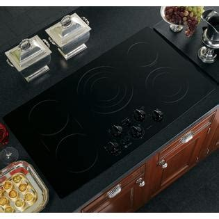 ge profile electric cooktop 36 ge profile electric cooktop 36 in pp962bmbb sears