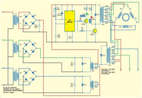single phasing protection of induction motor induction motor protection system pdf 28 images large