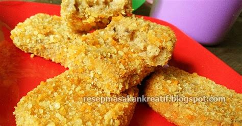cara membuat pisang nugget kriuk resep nugget pisang goreng crispy aneka resep masakan