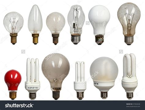 light bulb what is different kinds of light bulbs types
