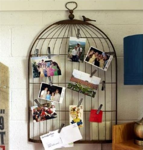decorating a birdcage for a home give your home a chic decor by reusing your old bird cage